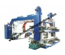 Four Colors Flexo Printing Machine